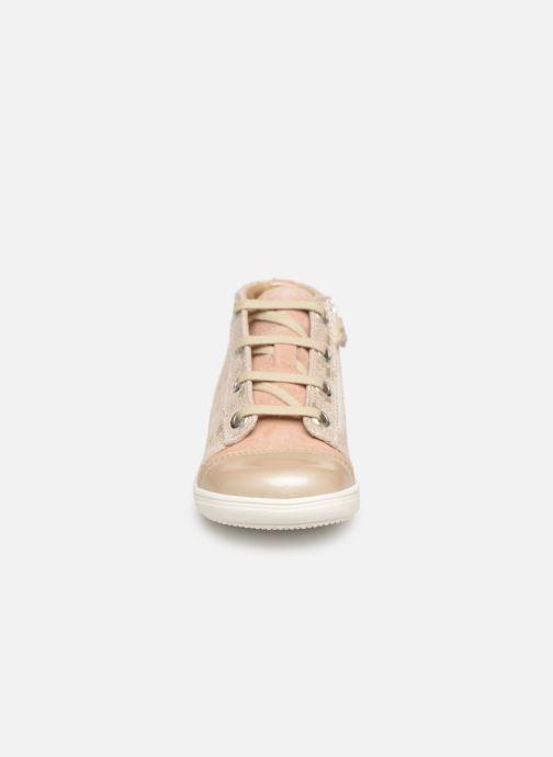 Bottines et boots Little Mary Vitamine Beige vue portées chaussures