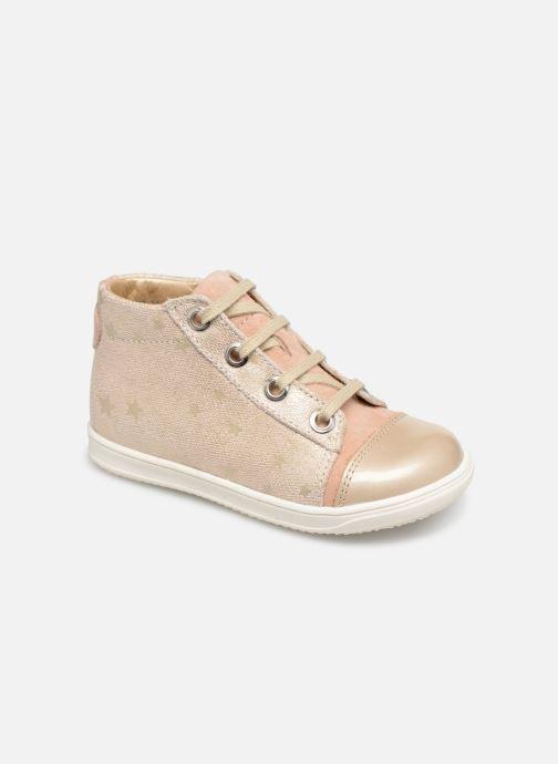 Bottines et boots Little Mary Vitamine Beige vue détail/paire