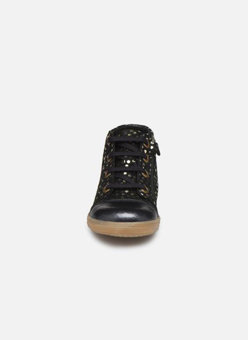 Bottines et boots Little Mary Vitamine Noir vue portées chaussures