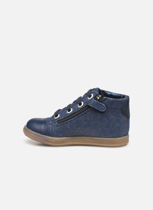 Bottines et boots Little Mary Vitamine Bleu vue face