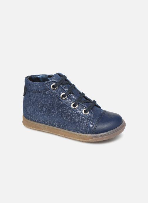 Bottines et boots Little Mary Vitamine Bleu vue détail/paire