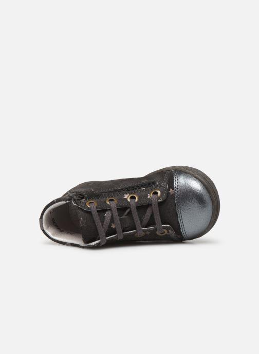 Boots en enkellaarsjes Little Mary Vitamine Grijs links