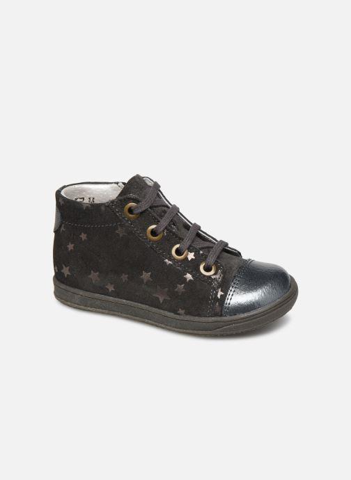 Boots en enkellaarsjes Little Mary Vitamine Grijs detail