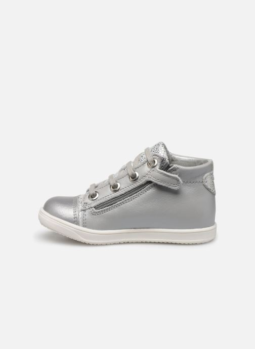 Boots en enkellaarsjes Little Mary Vitamine Zilver voorkant