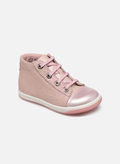 Bottines et boots Little Mary Vitamine Argent vue détail/paire