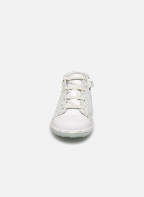 Ankle boots Little Mary Vitamine White model view