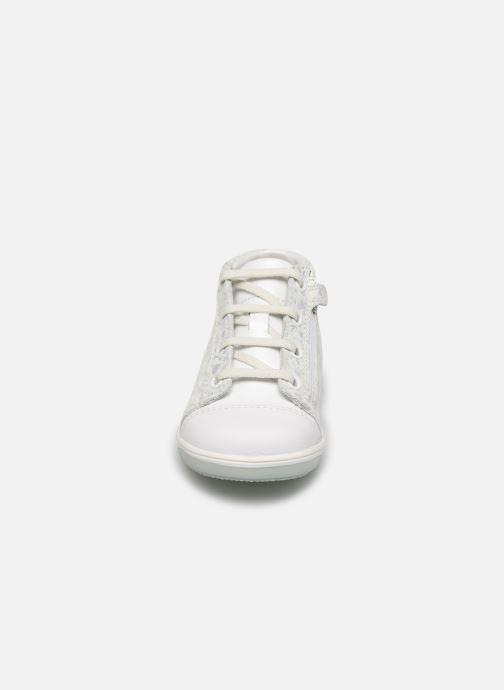 Bottines et boots Little Mary Vitamine Blanc vue portées chaussures