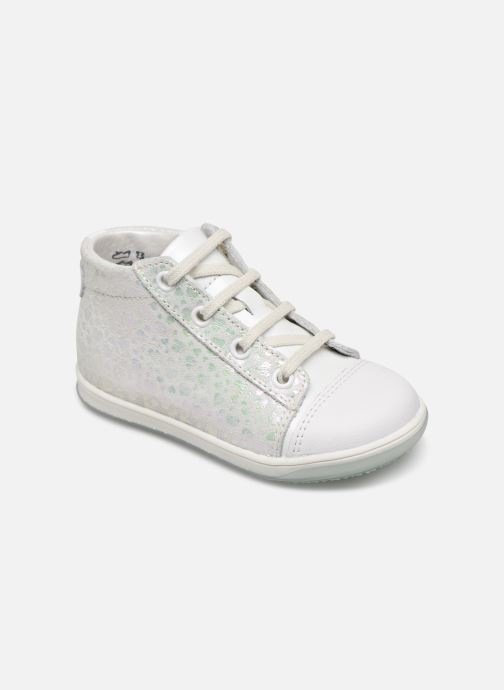 Ankle boots Little Mary Vitamine White detailed view/ Pair view