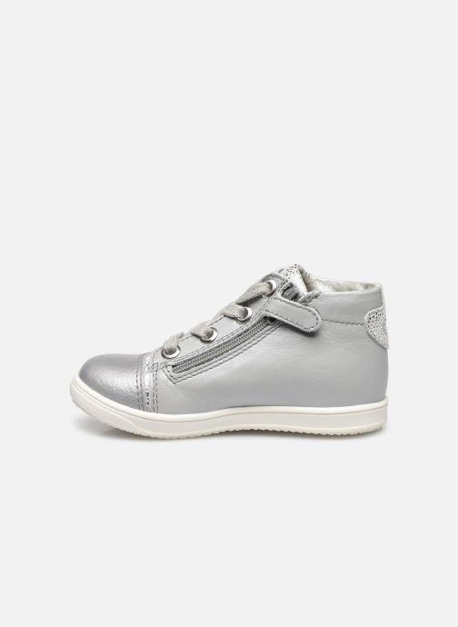 Stiefeletten & Boots Little Mary Vitamine silber ansicht von vorne