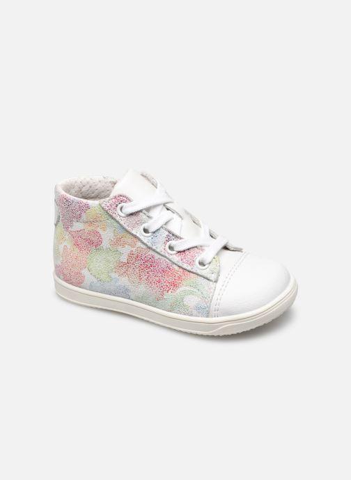 Ankelstøvler Little Mary Vitamine Hvid detaljeret billede af skoene