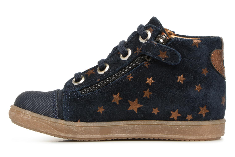 Stiefeletten & Boots Little Mary Vitamine blau ansicht von vorne