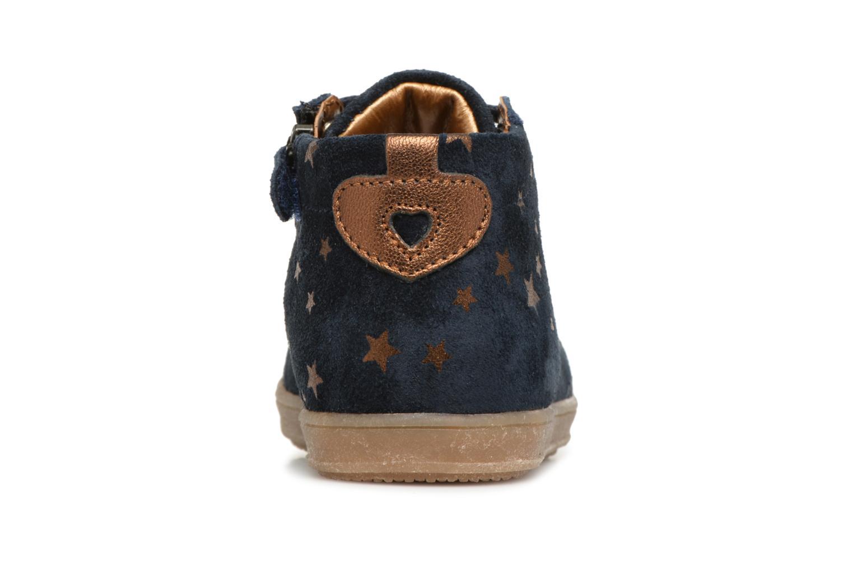 Stiefeletten & Boots Little Mary Vitamine blau ansicht von rechts