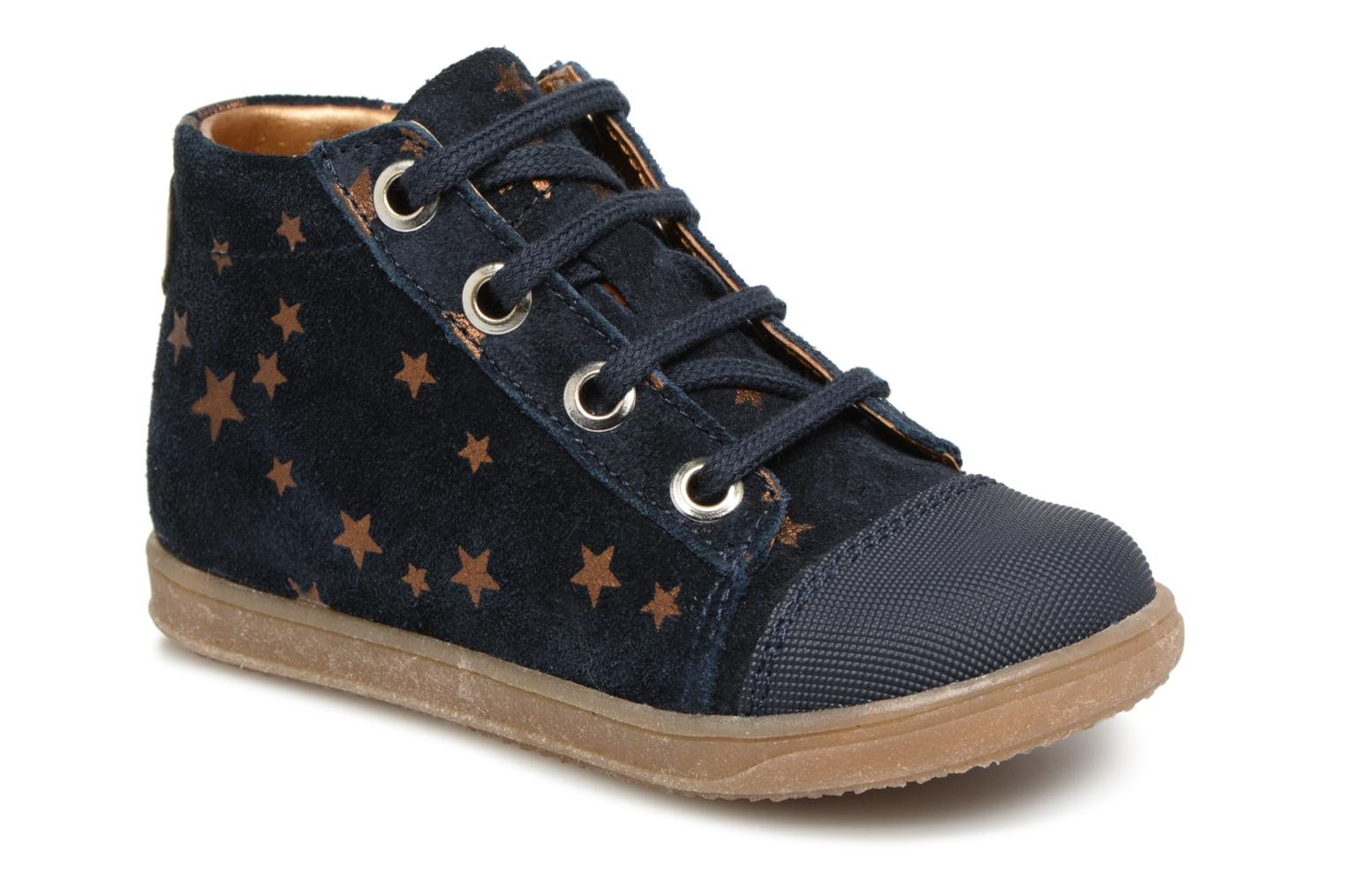 Ankle boots Little Mary Vitamine Blue detailed view/ Pair view