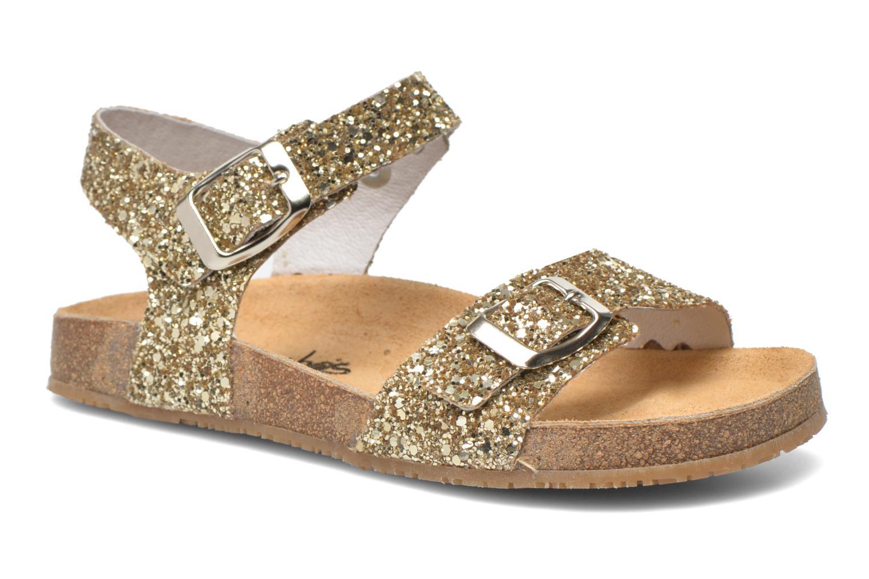 Sandalen Acebo's Marta gold/bronze detaillierte ansicht/modell
