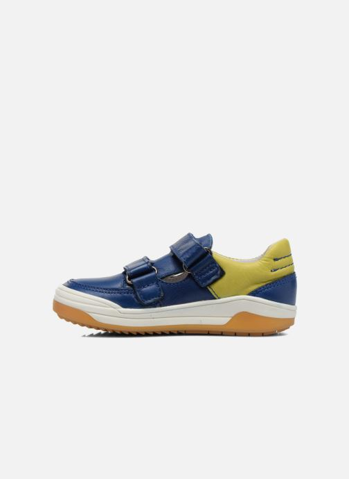 Trainers Acebo's Tempo Blue front view