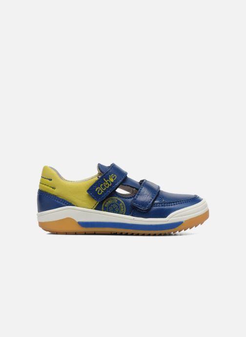 Baskets Acebo's Tempo Bleu vue derrière