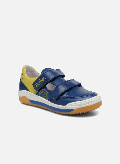 Trainers Acebo's Tempo Blue detailed view/ Pair view