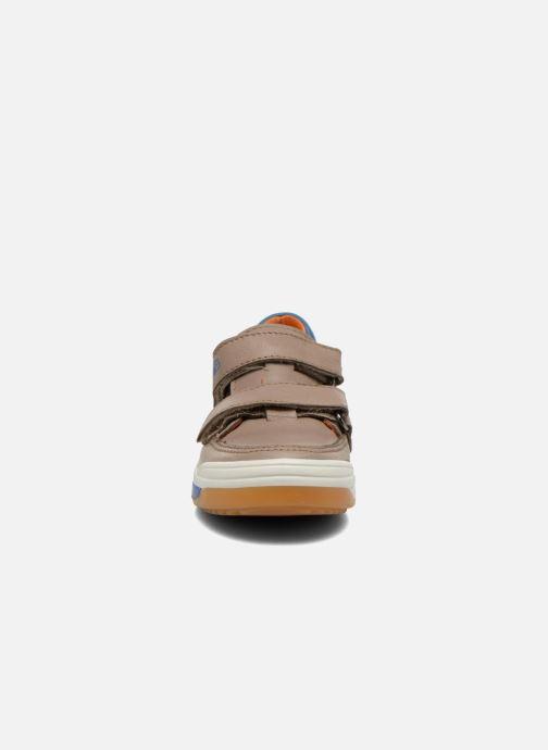 Baskets Acebo's Tempo Gris vue portées chaussures
