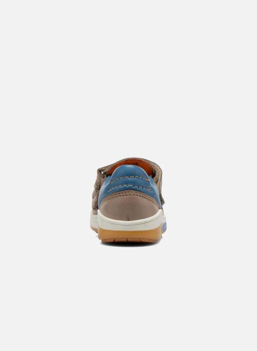 Sneaker Acebo's Tempo grau ansicht von rechts