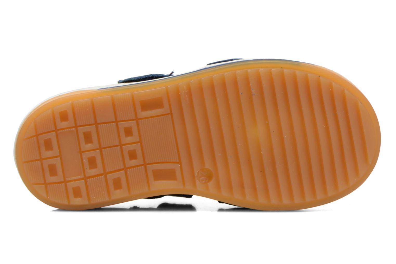 Baskets Acebo's Tempo Bleu vue haut