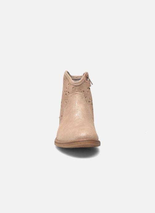 Bottines et boots Acebo's Nerea Rose vue portées chaussures