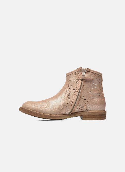Bottines et boots Acebo's Nerea Rose vue face