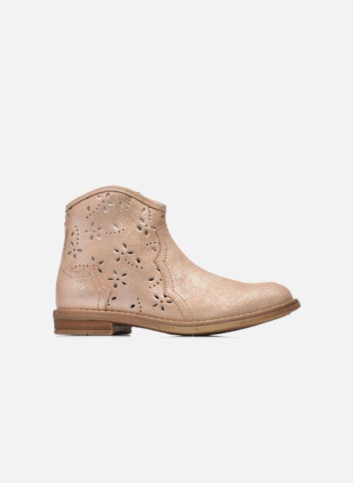 Bottines et boots Acebo's Nerea Rose vue derrière