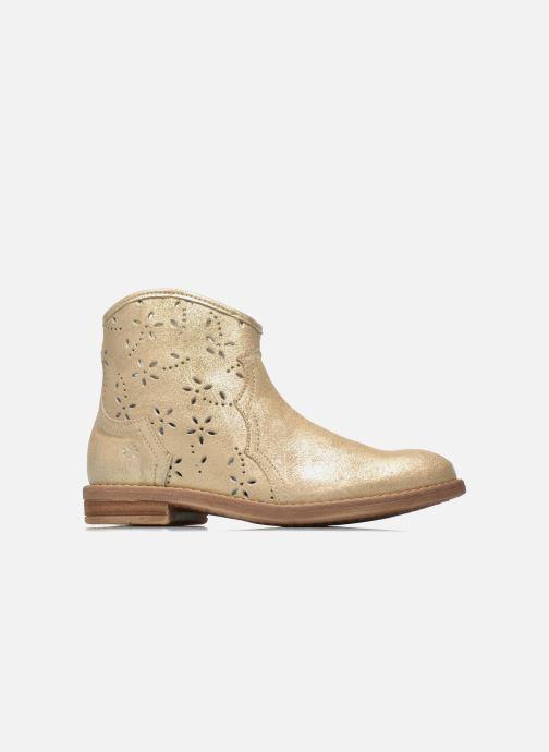 Bottines et boots Acebo's Nerea Or et bronze vue derrière