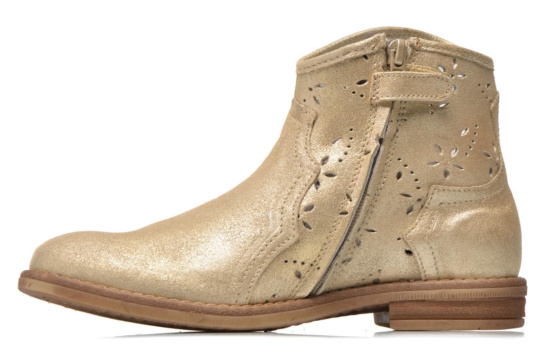 Stiefeletten & Boots Acebo's Nerea gold/bronze ansicht von vorne