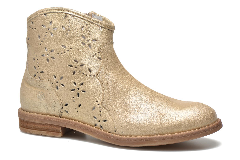 Stiefeletten & Boots Acebo's Nerea gold/bronze detaillierte ansicht/modell