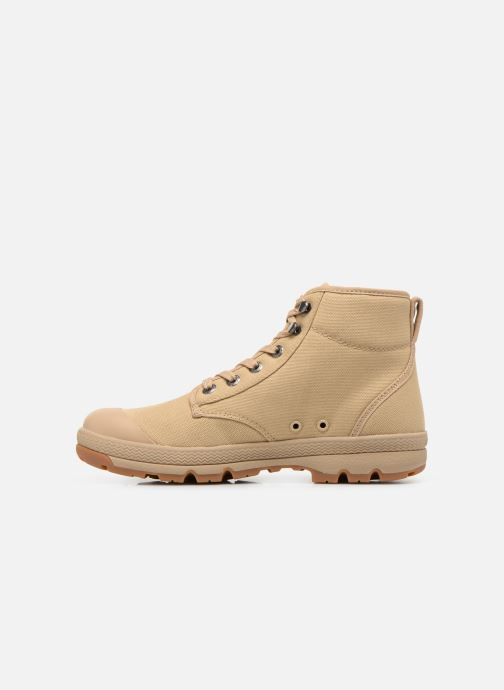 Ankle boots Aigle Tenere 3 Light Beige front view