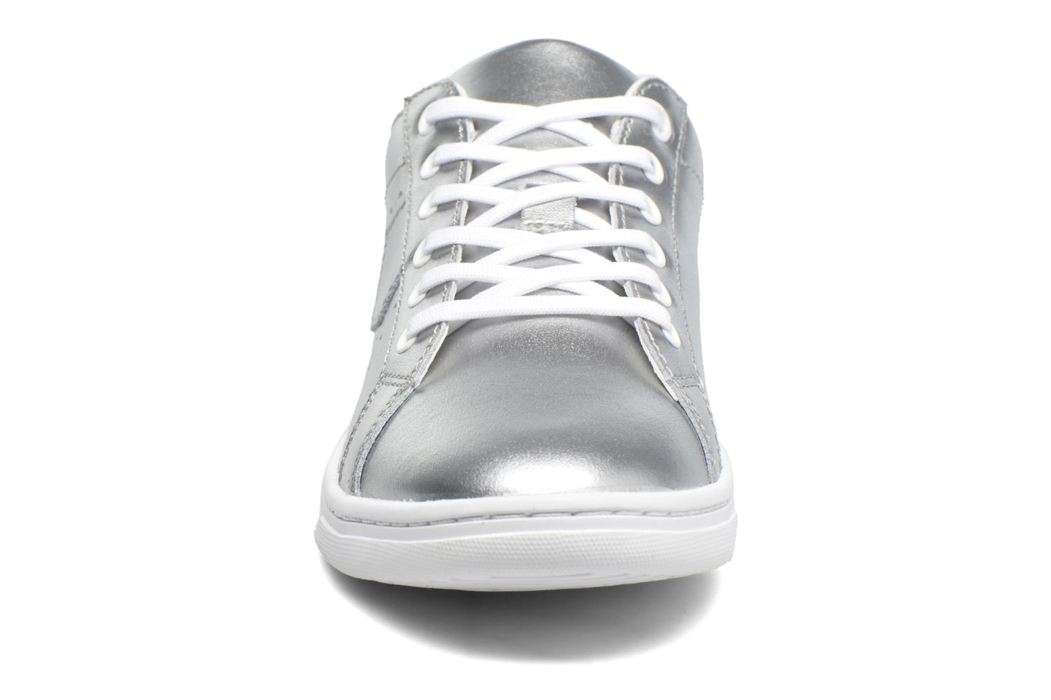 Trainers Aigle Yarden Time W Silver model view