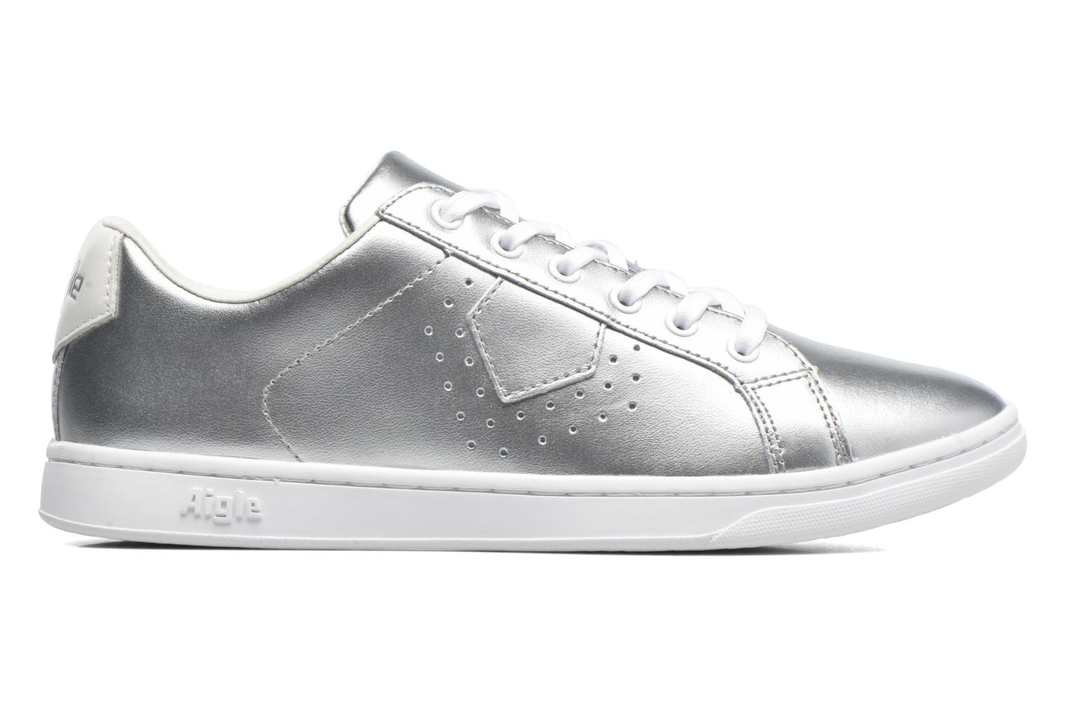 Trainers Aigle Yarden Time W Silver back view