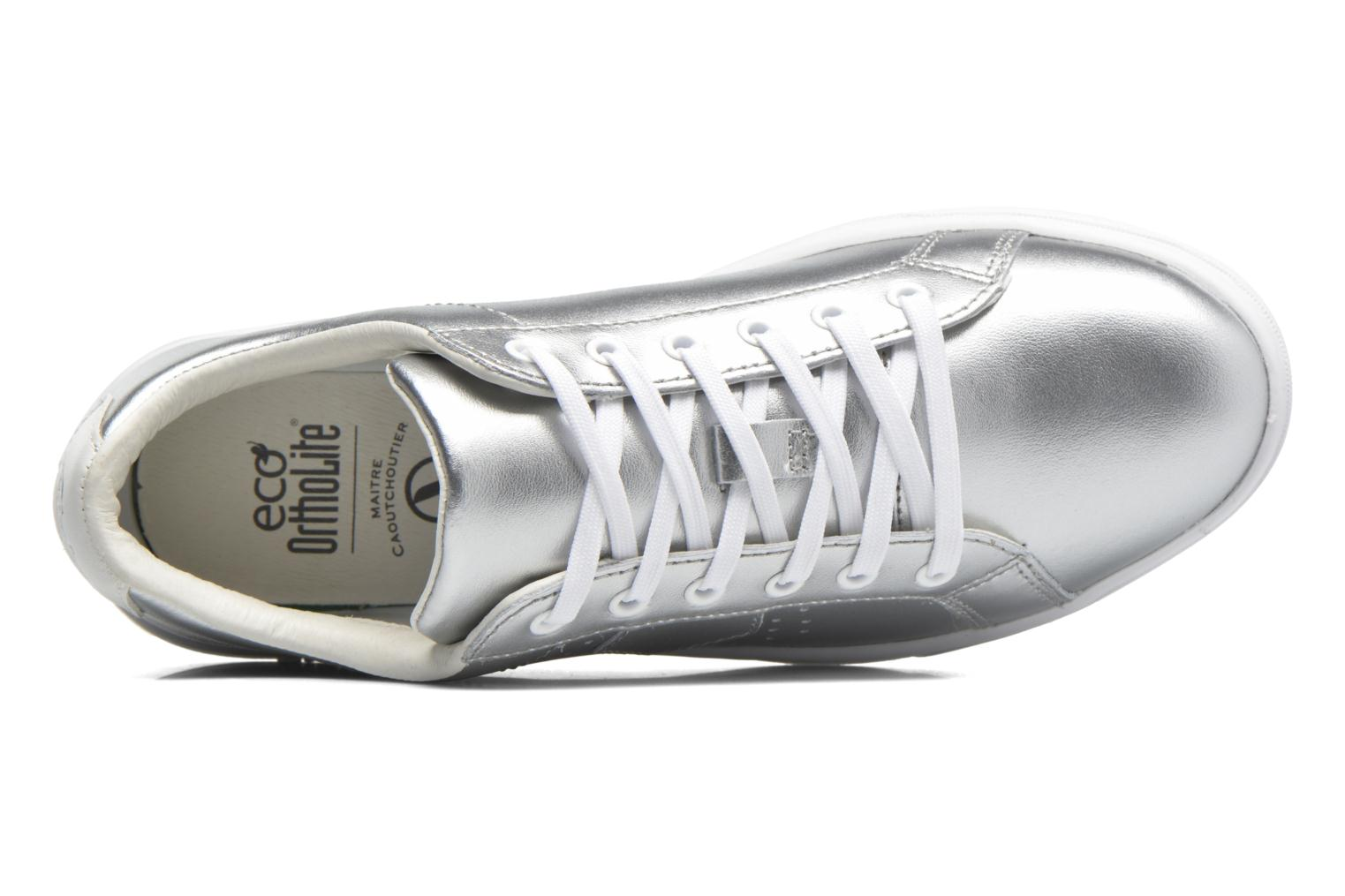 Trainers Aigle Yarden Time W Silver view from the left
