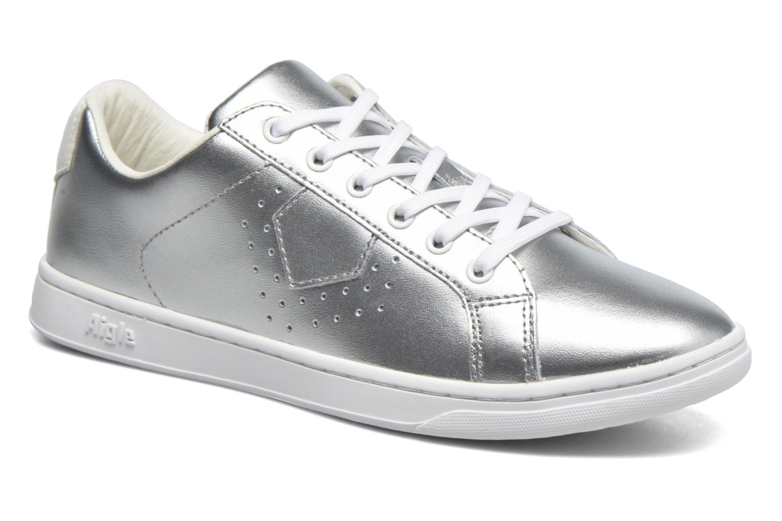Trainers Aigle Yarden Time W Silver detailed view/ Pair view
