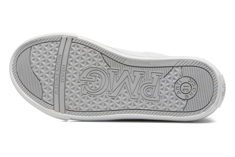 Sneakers Primigi College G86 Vit bild från ovan