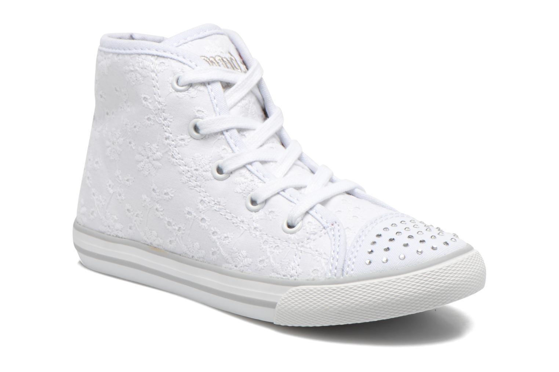 Sneakers Primigi College G86 Vit detaljerad bild på paret