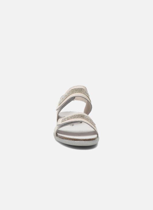 Sandales et nu-pieds Primigi Kyda Blanc vue portées chaussures