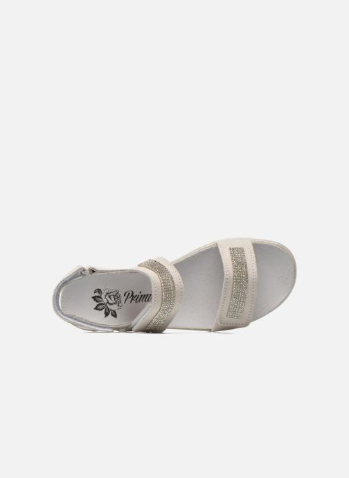 Sandales et nu-pieds Primigi Kyda Blanc vue gauche
