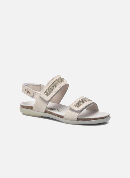 Sandales et nu-pieds Primigi Kyda Blanc vue détail/paire