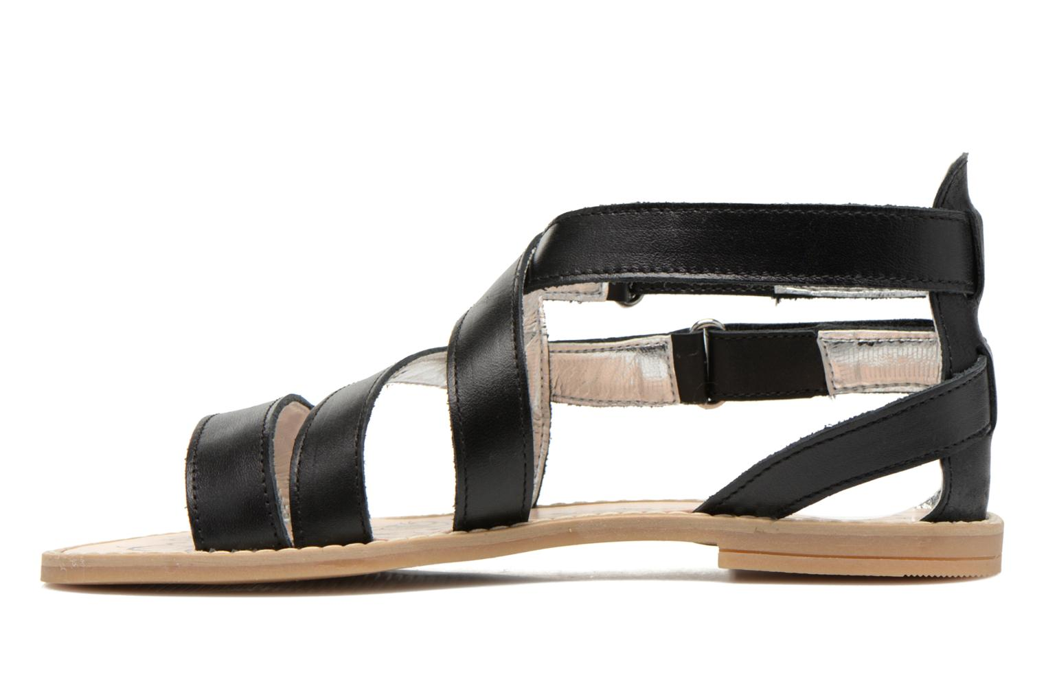 Sandals Primigi Zelie-E Black front view
