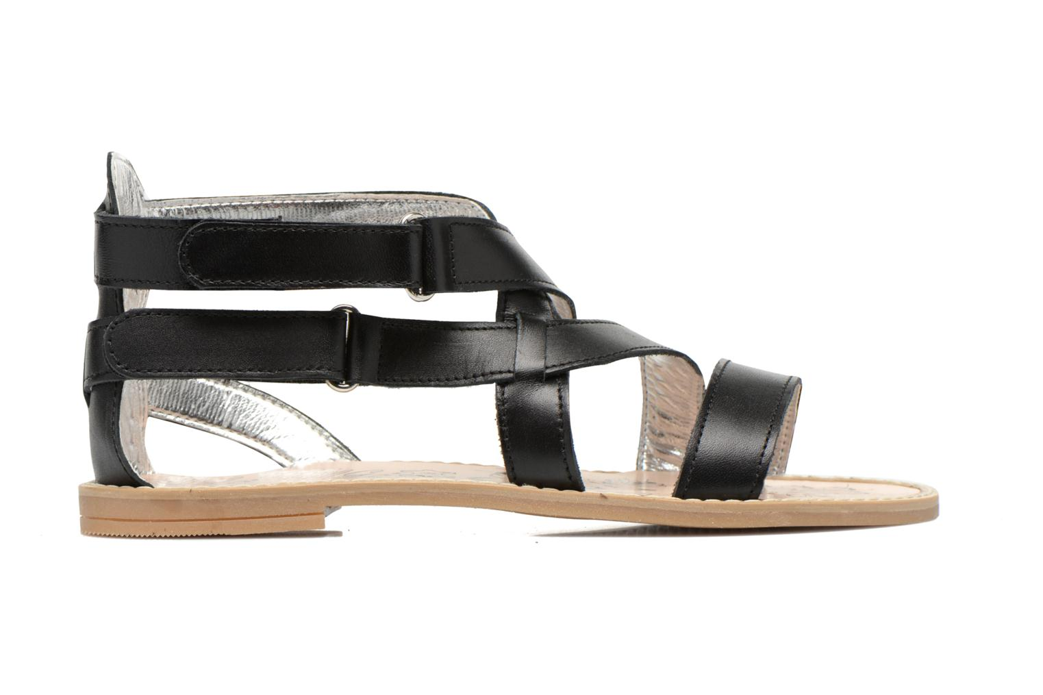 Sandals Primigi Zelie-E Black back view