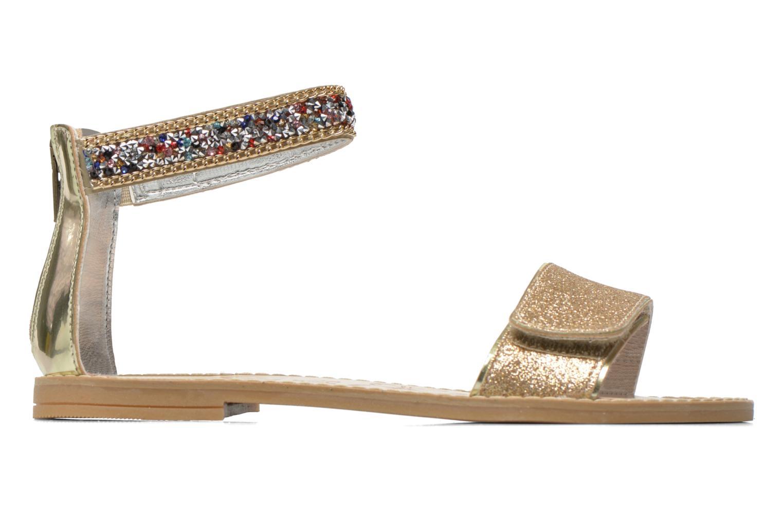 Sandaler Primigi Karine Guld og bronze se bagfra