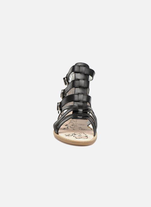 Sandales et nu-pieds Primigi Olimpia Noir vue portées chaussures