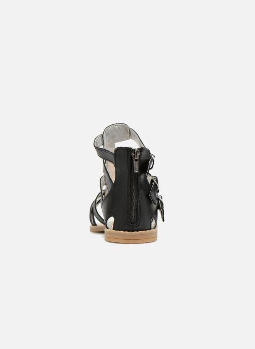 Sandales et nu-pieds Primigi Olimpia Noir vue droite