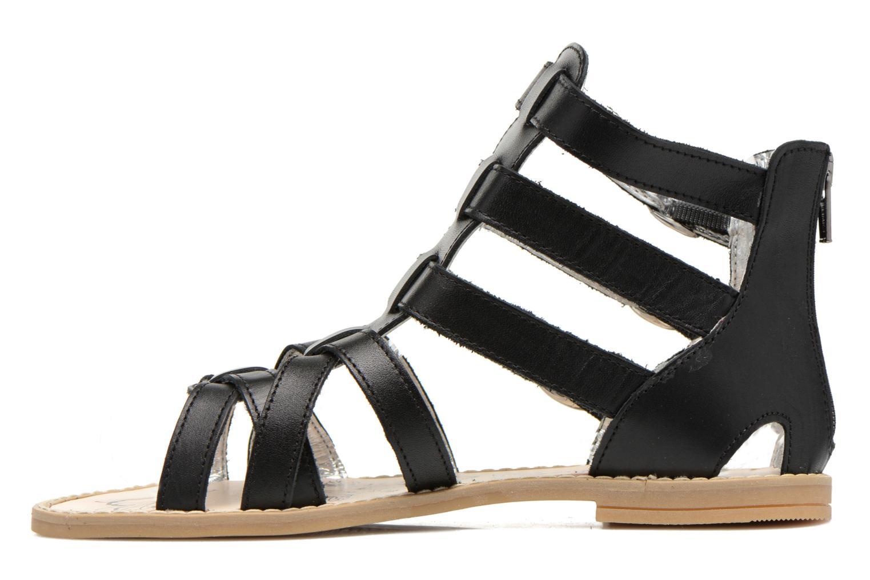 Sandales et nu-pieds Primigi Olimpia Noir vue face