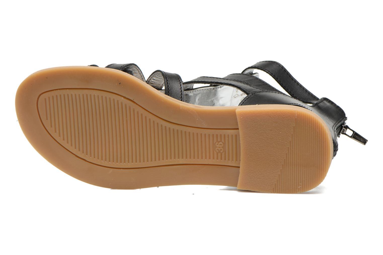Sandali e scarpe aperte Primigi Olimpia Nero immagine dall'alto
