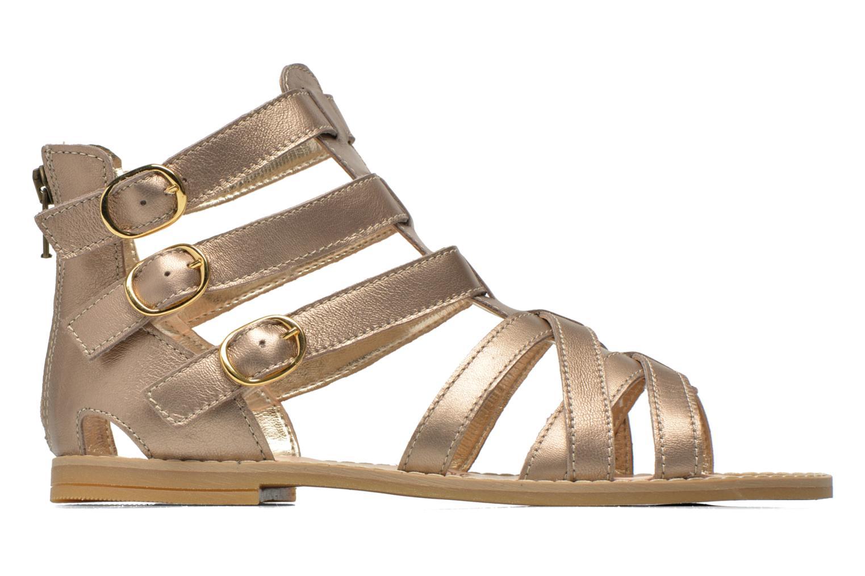 Sandali e scarpe aperte Primigi Olimpia Oro e bronzo immagine posteriore