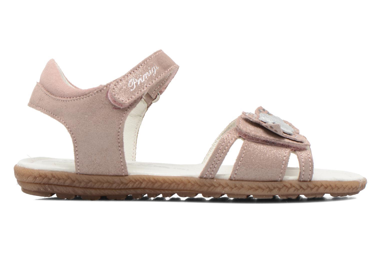 Sandales et nu-pieds Primigi Camelie-E Rose vue derrière