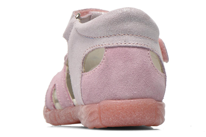 Sandales et nu-pieds Primigi Fraise Rose vue droite
